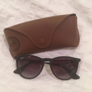 Ray-Ban Erika sunglasses with case